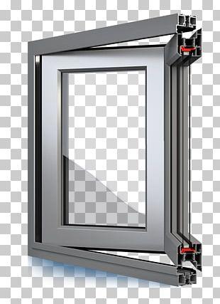 Window Folding Door Aluplast VEKA PNG