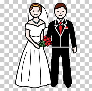 Boyfriend Wedding Drawing Coloring Book Child PNG