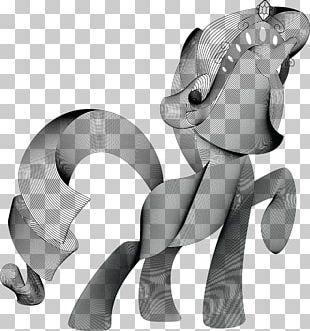 Horse Product Design Cartoon Font PNG