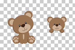 Teddy Bear Baby Shower Infant PNG