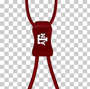 Texas A&M University Clothing Accessories Shoelaces PNG