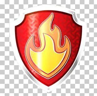Logo Firefighter Symbol Badge PNG