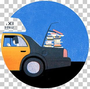 Taxi Illustrator Cartoon Illustration PNG