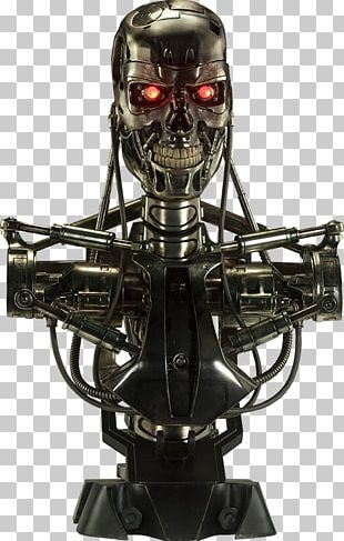 Terminator T-X Skynet Bust Sideshow Collectibles PNG