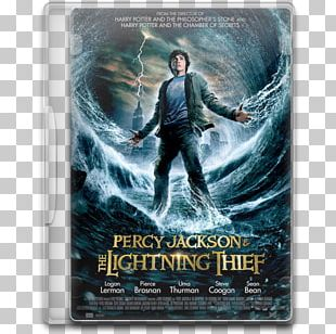 The Lightning Thief Percy Jackson & The Olympians Film Poster PNG