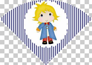 The Little Prince Paper Party King PNG