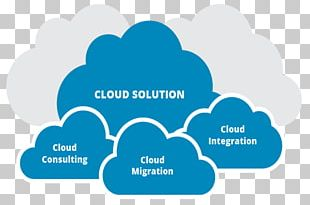 Cloud Computing Cloud Storage IT Infrastructure Information Technology PNG