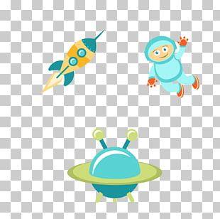 Space Exploration Adobe Illustrator PNG