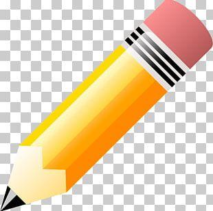 Pencil Paper PNG