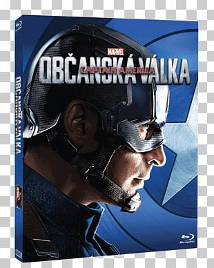 Blu-ray Disc Captain America Marvel Cinematic Universe Iron Man Film PNG