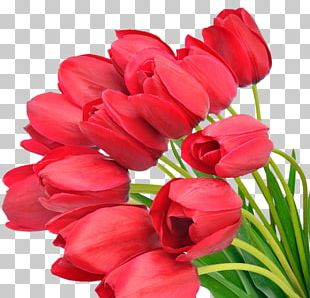 Flower Bouquet Mother's Day Tulip Desktop PNG
