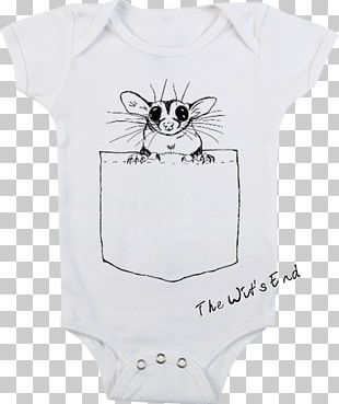 Baby & Toddler One-Pieces T-shirt Onesie Sugar Glider Mother PNG