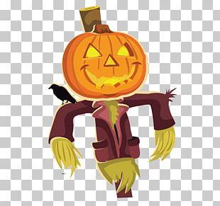 Frankensteins Monster Halloween Cartoon Character PNG