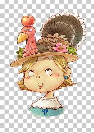 Turkey Thanksgiving Cartoon Illustrator Illustration PNG