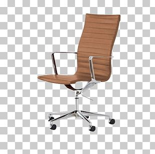 Office & Desk Chairs Eames Lounge Chair PNG