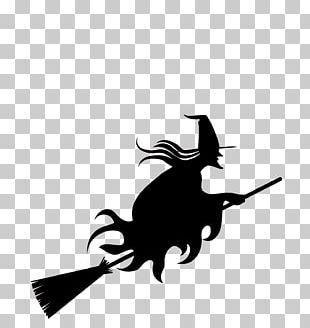 Silhouette Halloween PNG