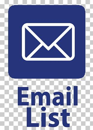 Electronic Mailing List Email Computer Icons Better Living Clinic Contact List PNG