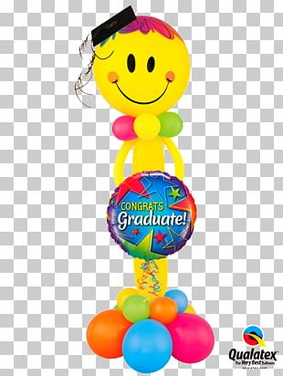 Funtastic Balloon Creations Graduation Ceremony Party Graduate University PNG
