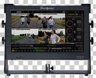 Computer Monitors 4K Resolution Video Cameras Content PNG