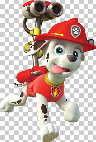 Dalmatian Dog PAW Patrol Puppy Cap'n Turbot PNG