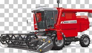 Tractor John Deere Machine Combine Harvester Massey Ferguson PNG