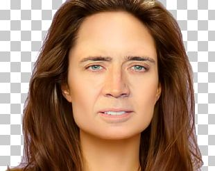 Nicolas Cage Face Film Chin Eyebrow PNG