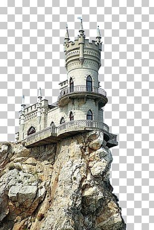 Yalta Swallows Nest Chillon Castle Culzean Castle Ai-Todor PNG