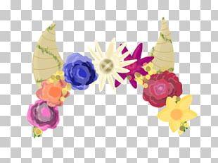 Floral Design Cut Flowers Wreath Devil PNG