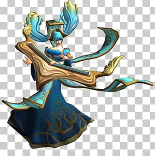 League Of Legends Video Games Riot Games DJ Sona Polycount PNG