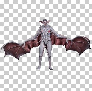 Batman: Arkham Knight Man-Bat Batman: Arkham City Action & Toy Figures PNG
