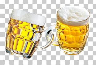 Beer Glassware Distilled Beverage Drink Brewing PNG