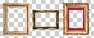 Frames Art Baroque Poster Photography PNG