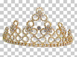 Headpiece Crown Diadem Jewellery PNG