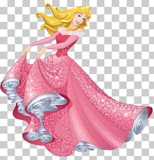 Princess Aurora Rapunzel Ariel Cinderella Belle PNG