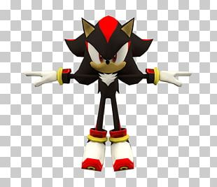 Shadow The Hedgehog Figurine Action & Toy Figures Character PNG