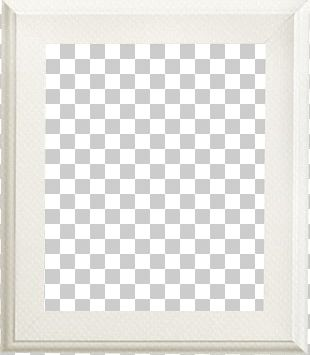 Wood Frame White PNG