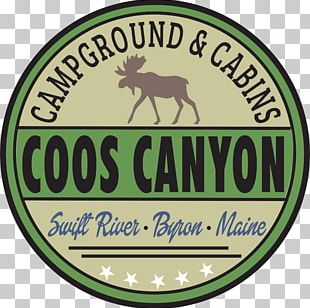 Coos Canyon Campsite Camping Logo Amenity PNG