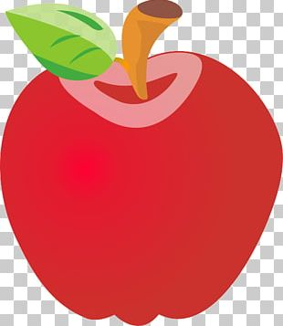 Snow White Caramel Apple PNG