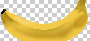 Banana Fruit Open PNG