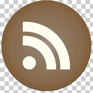 Brown Circle Symbol Font PNG