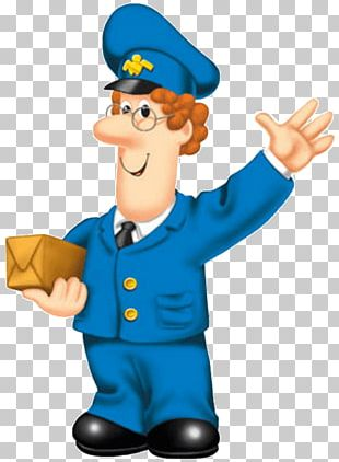 Postman Pat & His Black And White Cat Animated Film Child PNG