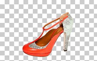 Footwear High-heeled Shoe Sandal PNG