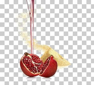 Juice Pomegranate Strawberry Auglis PNG