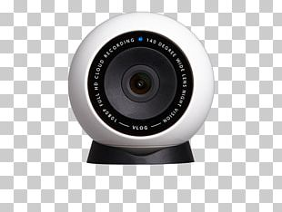 Microphone Camera Lens Blog Vlog Webcam PNG