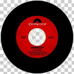 Phonograph Record 45 RPM Sound Recording And Reproduction PNG