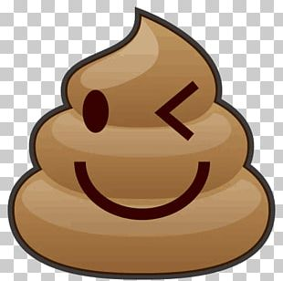 Pile Of Poo Emoji Feces Sticker Poopy Poop PNG