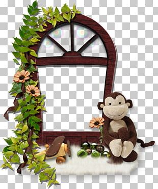 Primate Monkey Stuffed Animals & Cuddly Toys Infant PNG