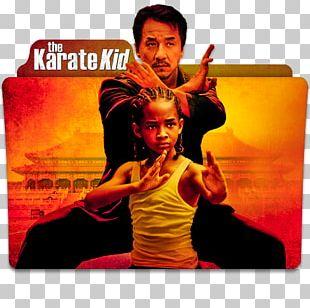 Jaden Smith Taraji P. Henson The Karate Kid Blu-ray Disc YouTube PNG