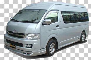Toyota Hilux Car Toyota HiAce Van PNG