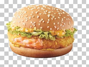 Cheeseburger Hamburger Salmon Burger McDonald's Big Mac Whopper PNG